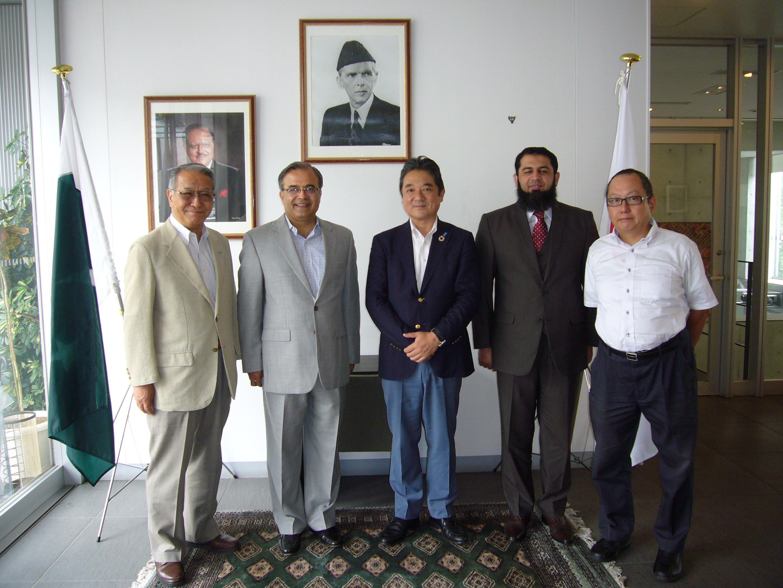 駐日パキスタン大使館